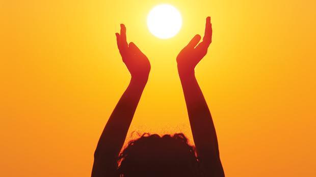 vitamin D sunce