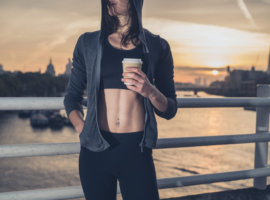 smeđe masne stanice kava termogeneza